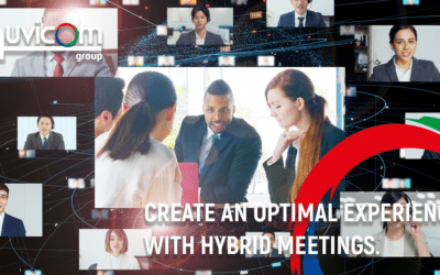 Create An Optimal Experience With Hybrid Meetings
