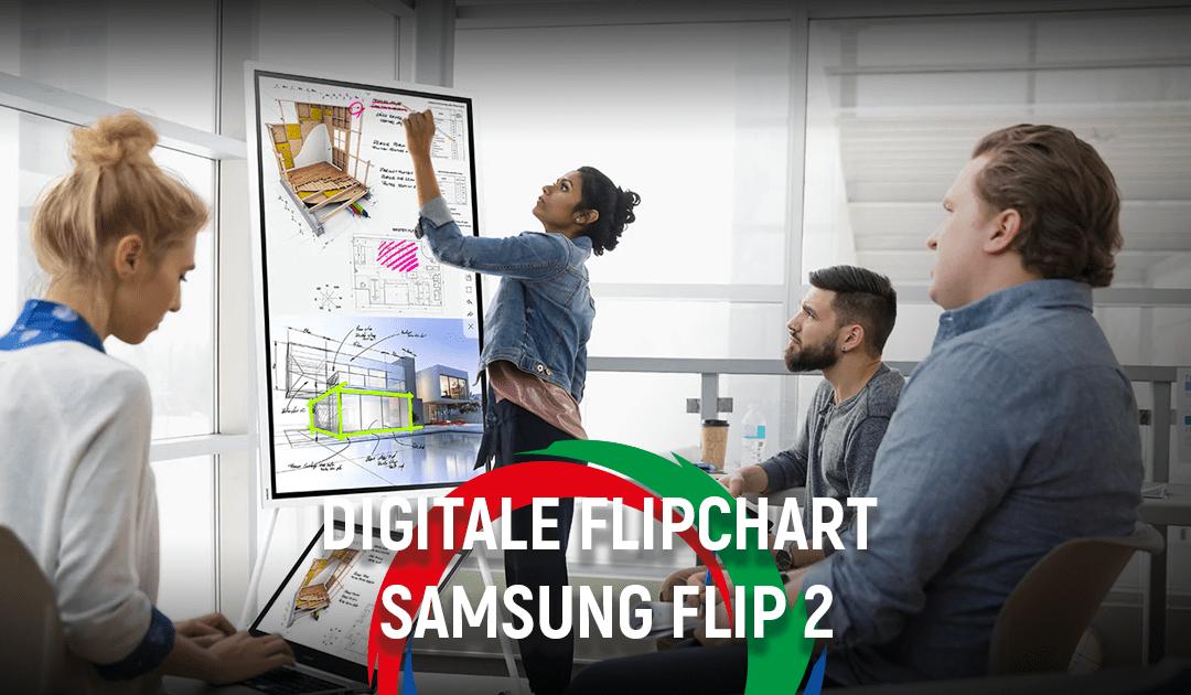 Digitale Flipchart Samsung Flip 2