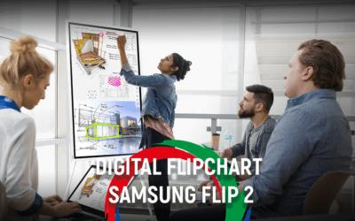 Digital Flipchart Samsung Flip 2