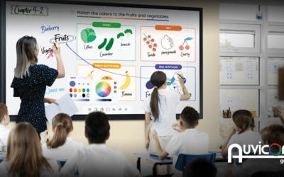 Digitaal samenwerken met de nieuwe Samsung Flip 85 inch