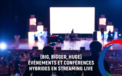 Événements Et Conférences Hybrides En Streaming Live